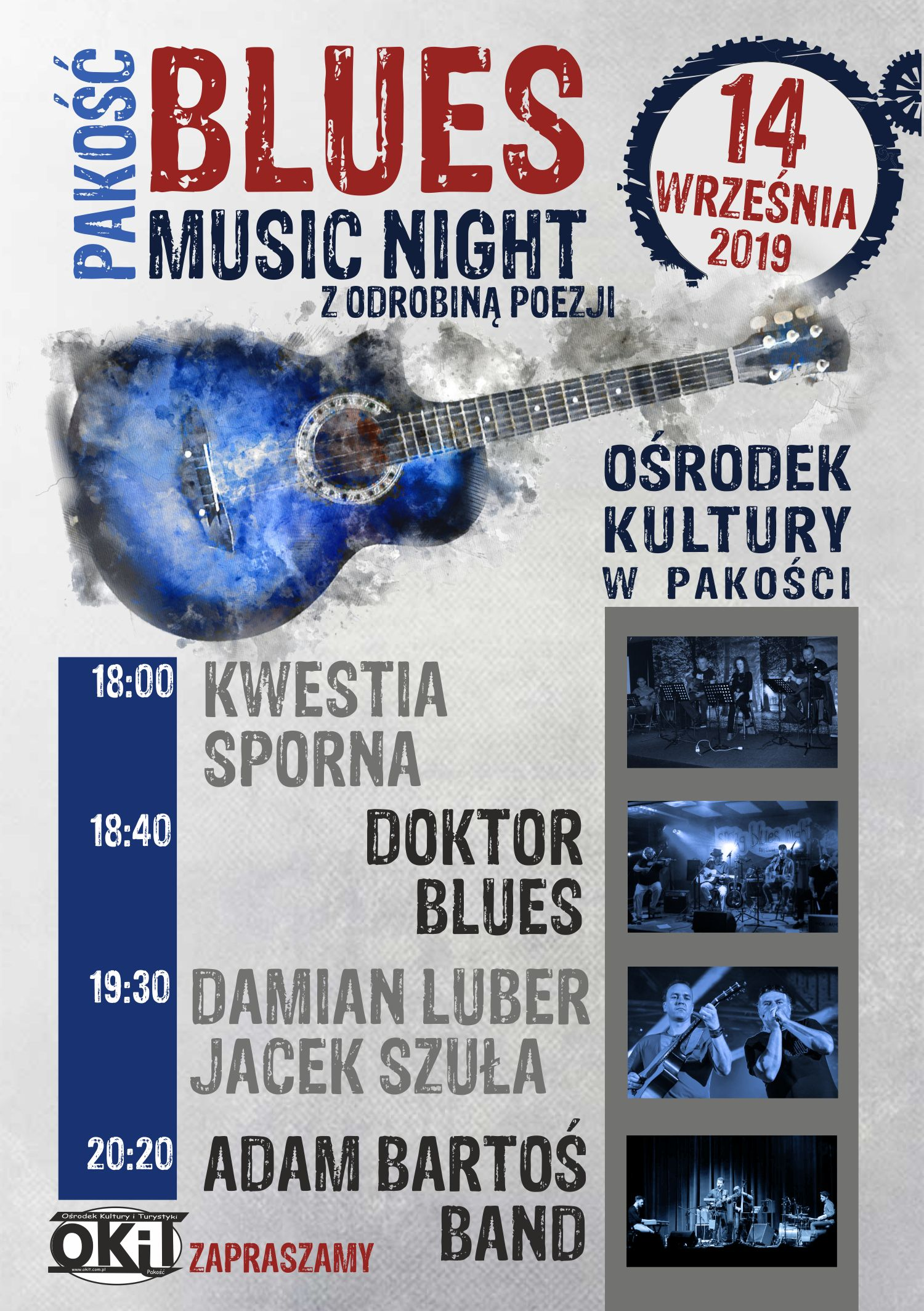 PAKOŚĆ blues day