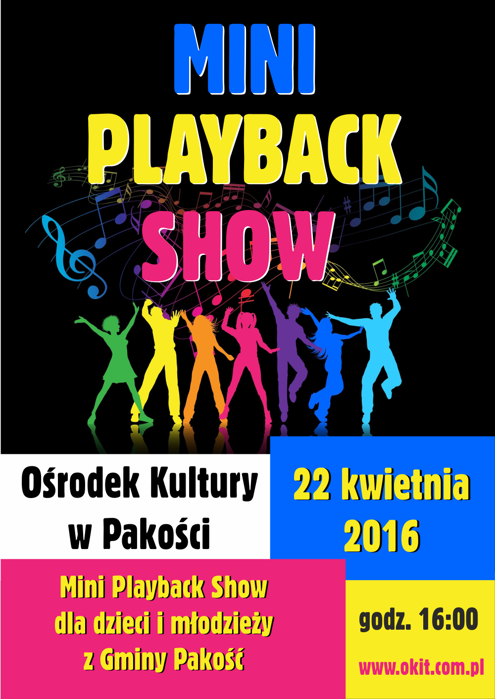 mini playback 2016